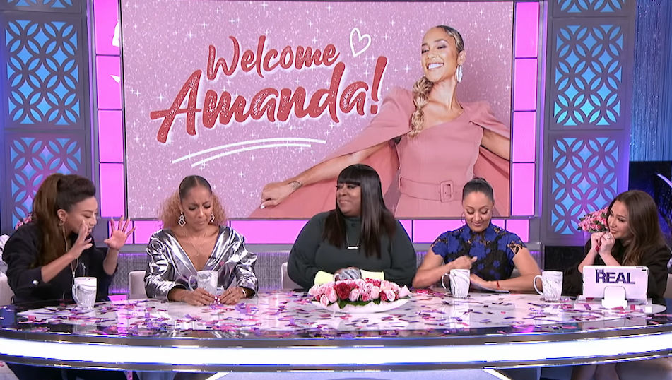 Amanda Seales joins the cast of talk show The Real | The Comic's Comic