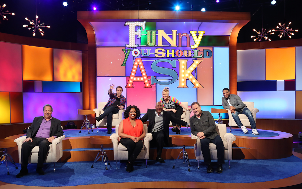Comedy game show Funny You Should Ask extends syndication run