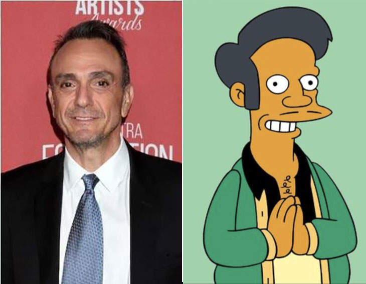 Hank Azaria says he won't voice Apu any longer on The Simpsons