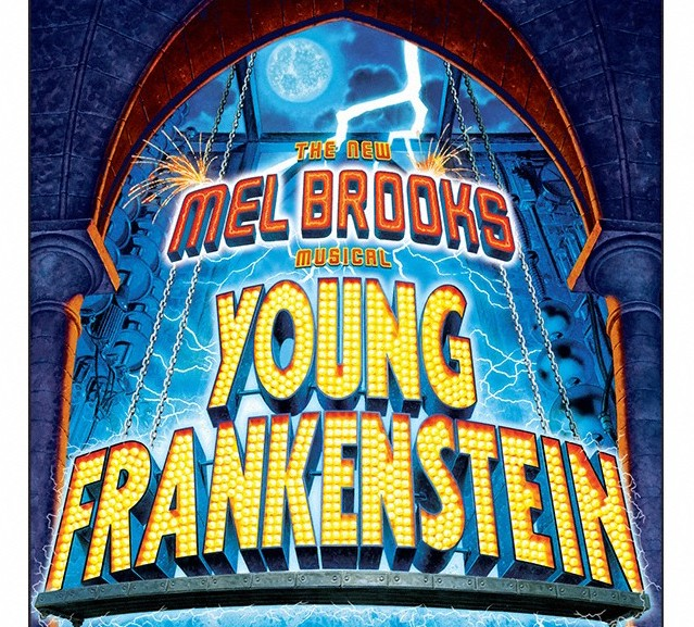 ABC is mounting a live TV rendition of Mel Brooks's Young Frankenstein, the musical