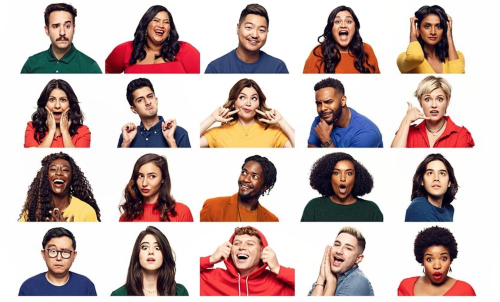 Meet the CBS Sketch Comedy Showcase cast of 2020