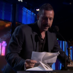 Watch Adam Sandler accept best actor at the Independent Spirit Awards