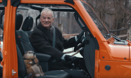 Jeep reunites Bill Murray with Groundhog Day for 2020 Super Bowl commercial