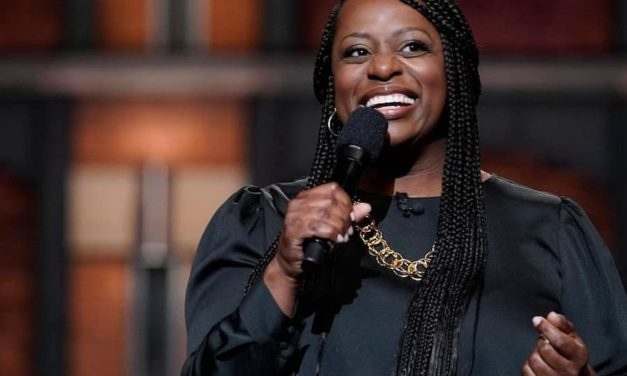 Erin Jackson on Late Night with Seth Meyers