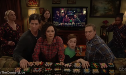 ABC goes live with The Conners for the 2020 New Hampshire presidential primary election