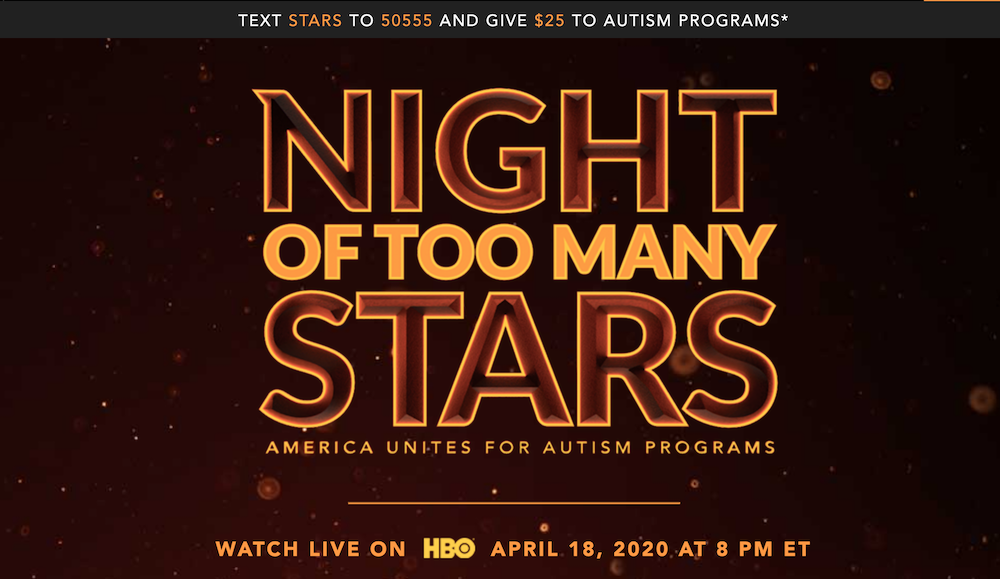 HBO postpones Night of Too Many Stars