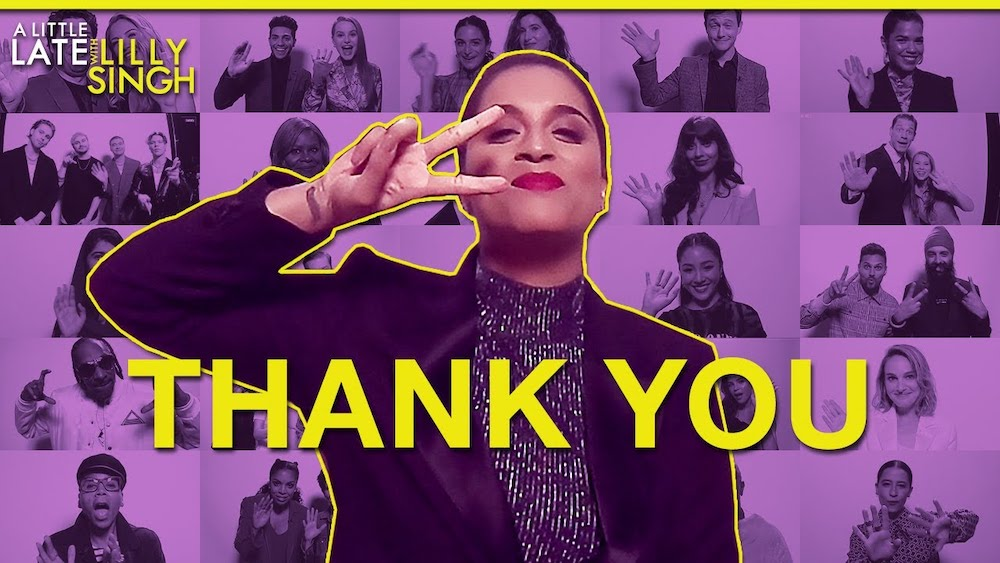 NBC Renews A Little Late With Lilly Singh for Season 2