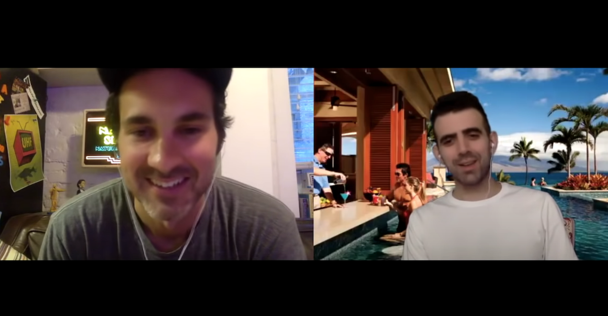 Watch Mark Normand and Sam Morril Talk About Self-Producing Their 2020 YouTube Stand-Up Specials