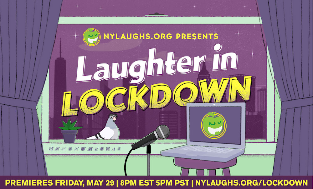 Laughter In Lockdown Special On May 29 Will Benefit The Actors Fund