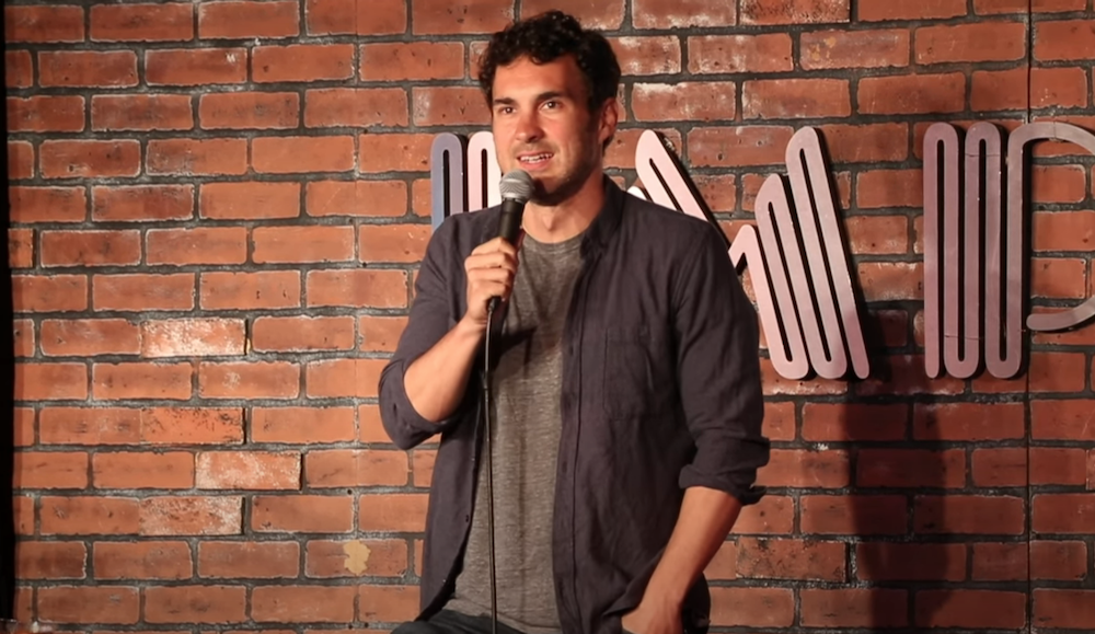 Mark Normand Filmed His First Comedy Club Set Back During COVID-19 Pandemic at Addison Improv
