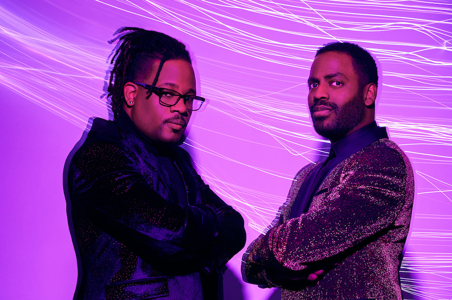 Baron Vaughn and Open Mike Eagle Launching Call & Response via Funny Or Die and Blavity