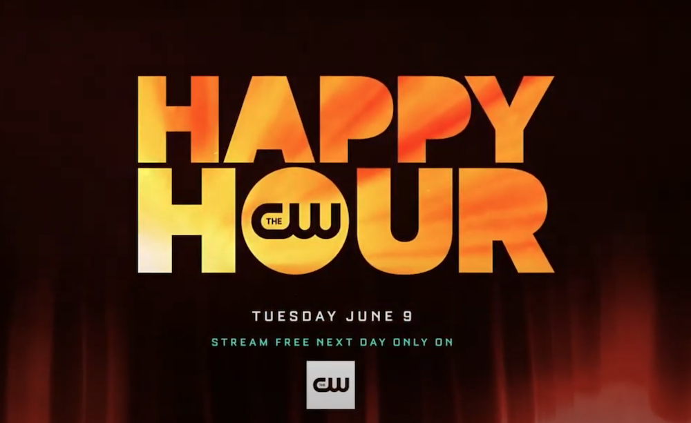 "The CW Broadcasting Stand-Up Comedy Specials Tuesday Nights for Summer 2020 ""Happy Hour"""