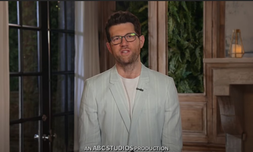 Billy Eichner's guest host monologue for Jimmy Kimmel Live
