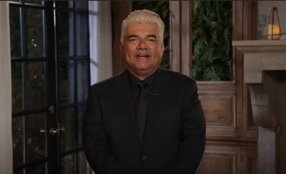 George Lopez's Guest Host Monologue for Jimmy Kimmel Live