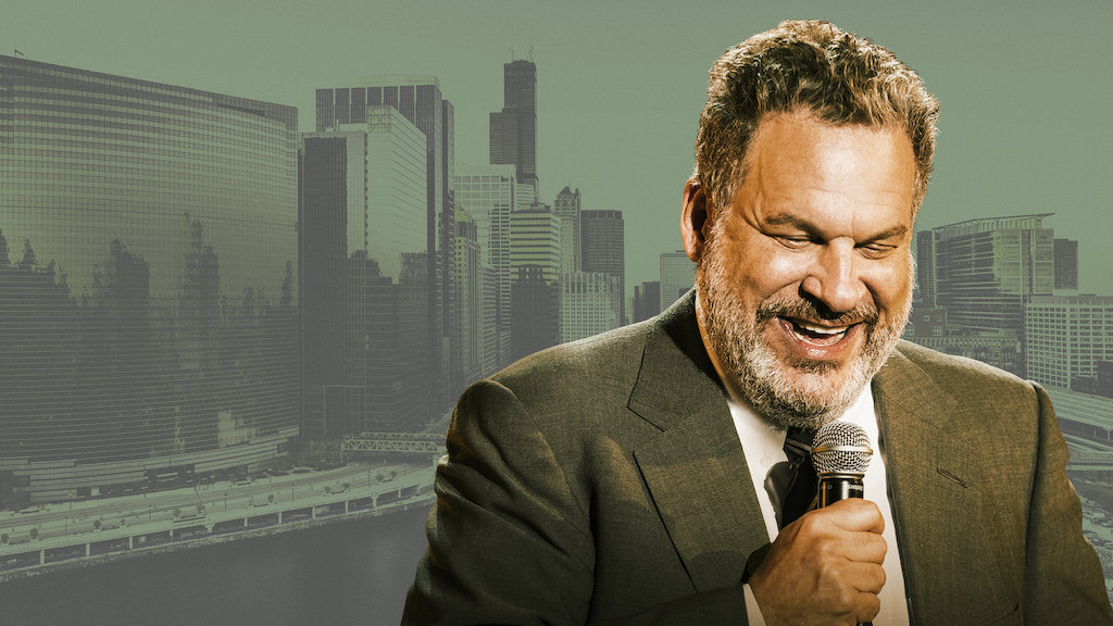 """Review: Jeff Garlin, """"Our Man in Chicago"""" on Netflix"""