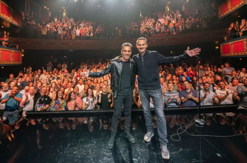 Episode #308: Sebastian Maniscalco and Pat McGann