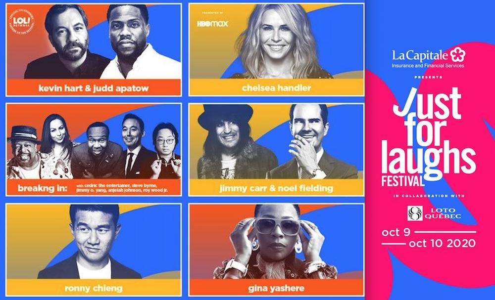 Montreal's Virtual JFL 2020 Festival Announces Additional Headliners, Panels