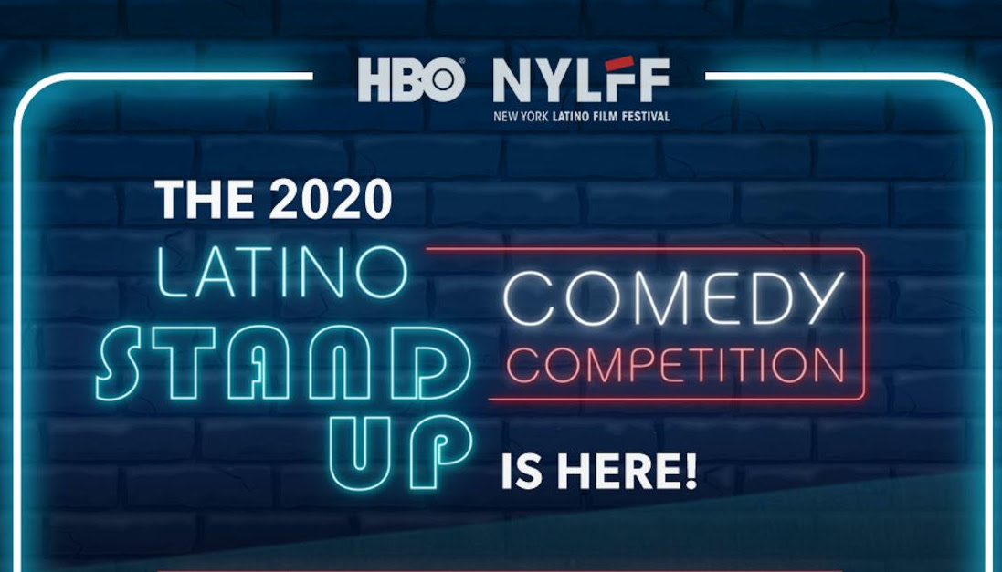 HBO And The New York Latino Film Festival Announce The Second Annual Latino Stand-Up! Comedy Competition