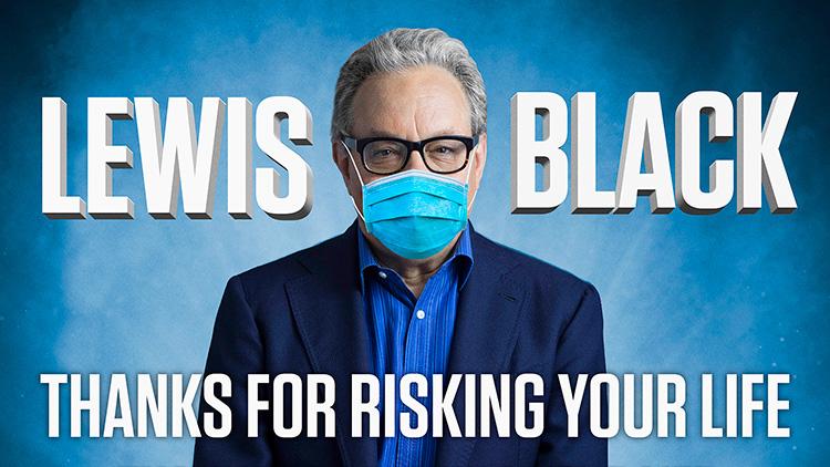 Episode #315: Lewis Black Talks 2020