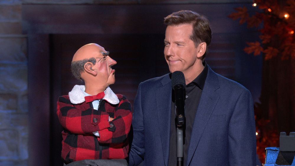 Jeff Dunham's 2020 Thanksgiving Special for Comedy Central first of new three-special deal