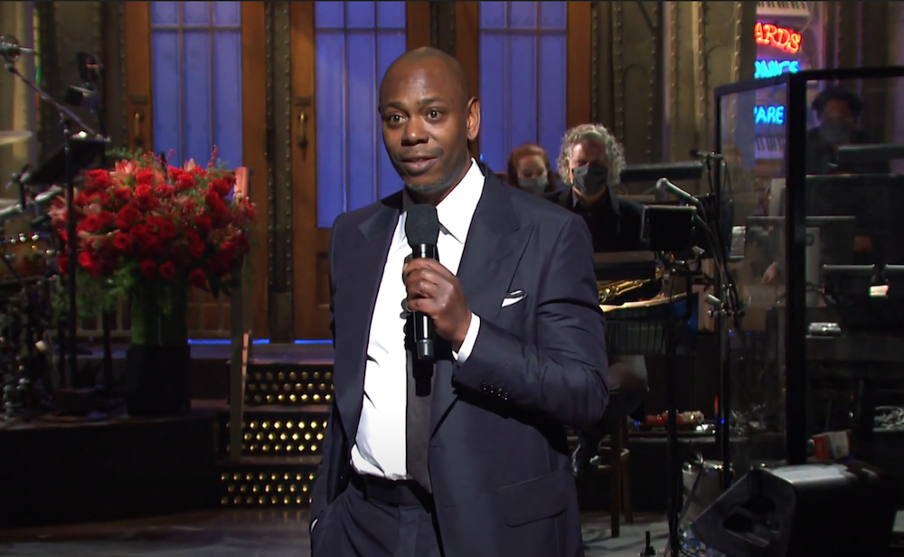 Dave Chappelle's 2020 Saturday Night Live Post-Election Monologue