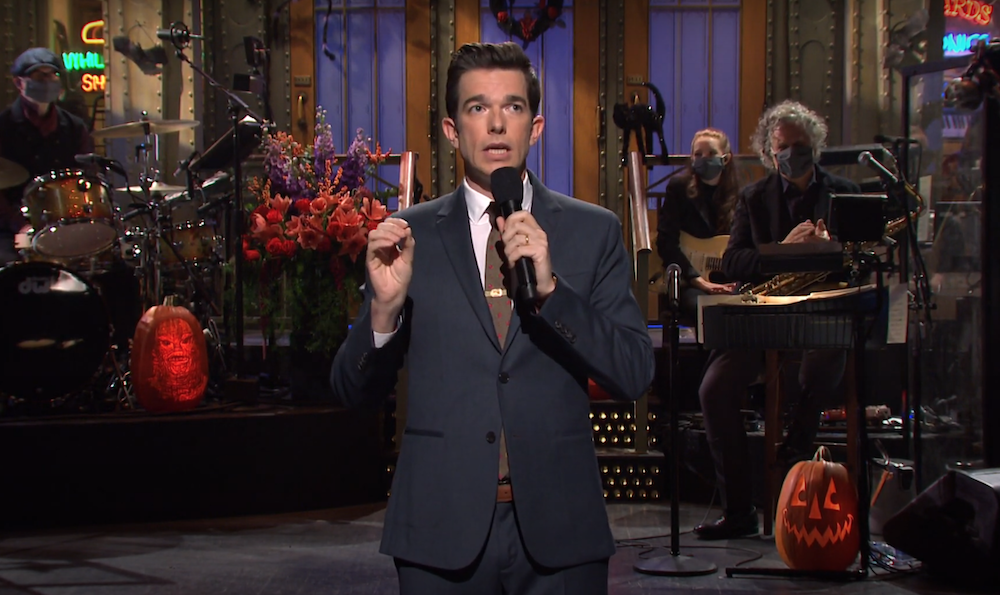 John Mulaney's Halloween 2020 Monologue on Saturday Night Live