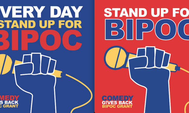 Comedy Gives Back Pledges $500 to 400 Comedians In Need with #StandUp4BIPOC Campaign
