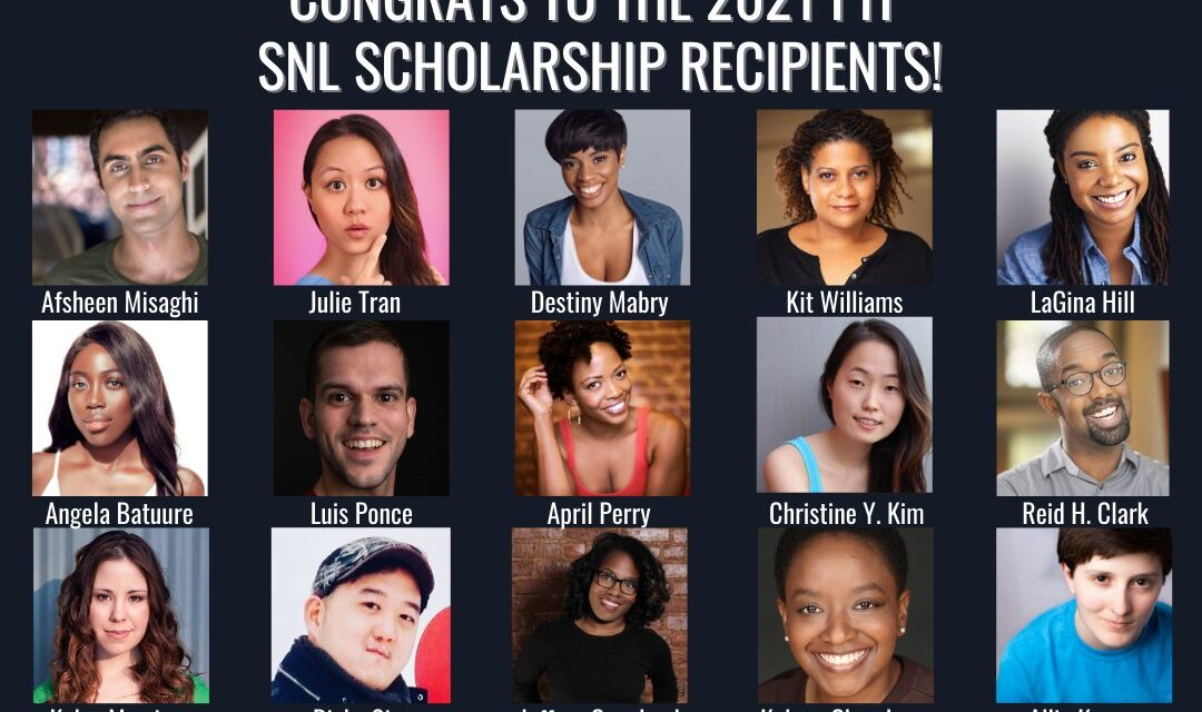 The PIT Announces First 20 SNL Scholarship Recipients
