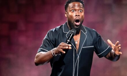 """Review: Kevin Hart, """"Zero F**ks Given,"""" on Netflix"""