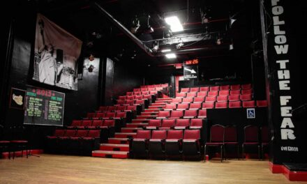 NYC's The PIT Main Stage Theater Has Closed