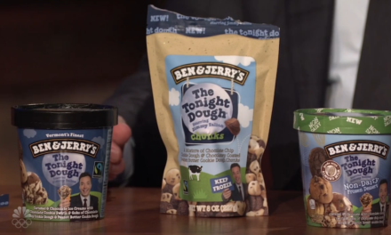 Jimmy Fallon, Ben & Jerry's Announce New Versions of The Tonight Dough