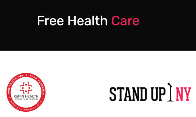 Free Health Care from Stand Up NY? What's The DeaL
