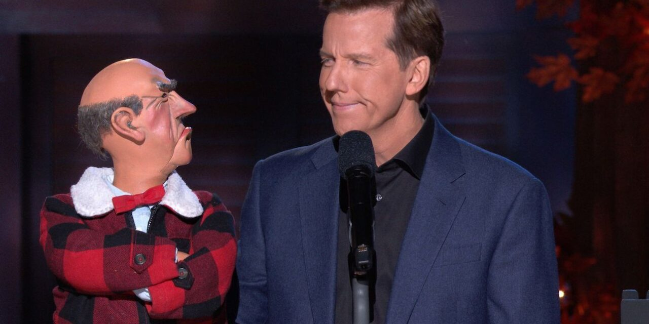 """Review: Jeff Dunham's """"Completely Unrehearsed Last-Minute Pandemic Holiday Special"""" on Comedy Central"""