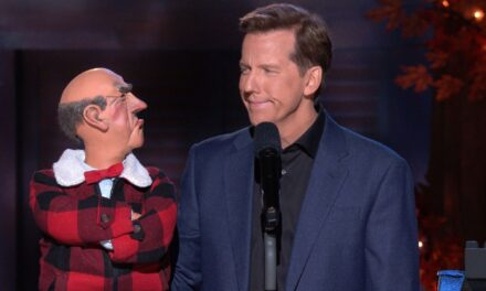"Review: Jeff Dunham's ""Completely Unrehearsed Last-Minute Pandemic Holiday Special"" on Comedy Central"