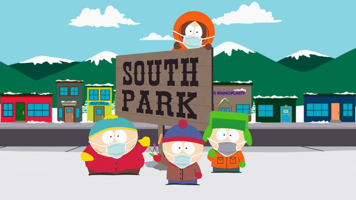 South Park Plans Vaccination Special for Comedy Central