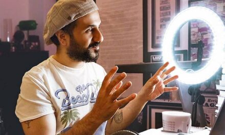 "Review: Vir Das, ""Outside In — The Lockdown Special"" on Netflix"