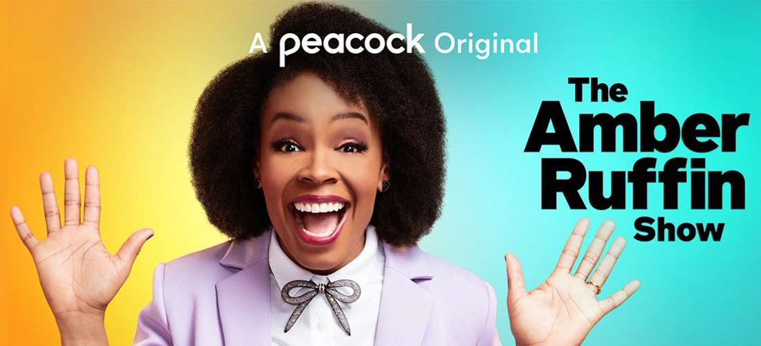 Peacock Renews The Amber Ruffin Show through September 2021