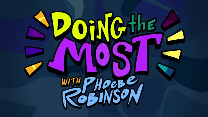 Phoebe Robinson 'Doing The Most' On Comedy Central