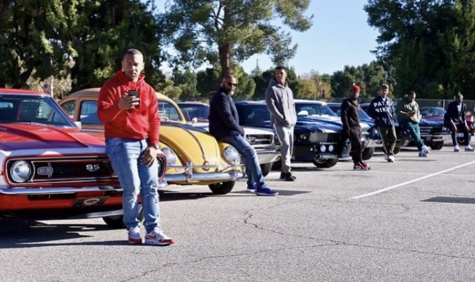Kevin Hart and The Plastic Cup Boyz star in Kevin Hart's Muscle Car Crew, A New Series For MotorTrend