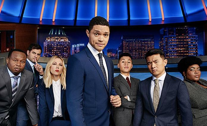 The Daily Show Presents A Daytime Special: Remotely Educational