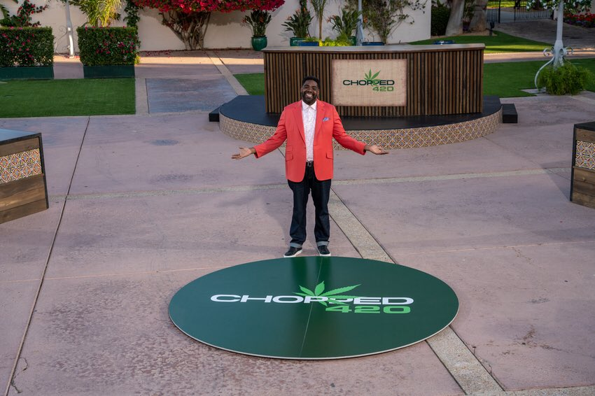 Celebrate April 20 with Ron Funches and 'Chopped 420' on Discovery+