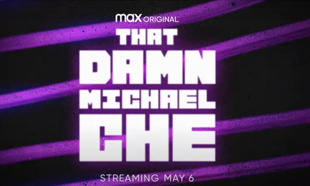 THAT DAMN MICHAEL CHE, Coming to HBO Max on May 6, 2021