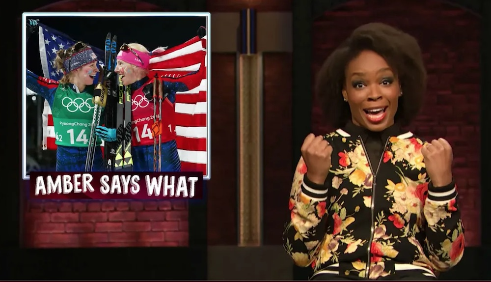 NBCUniversal Sending Amber Ruffin to Tokyo to Cover 2021 Summer Olympics for Peacock; Also Kevin Hart?!