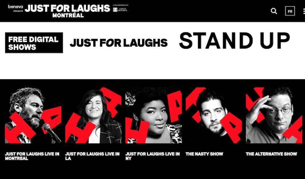 Just For Laughs Plans For 2021 Montreal Festival Revealed