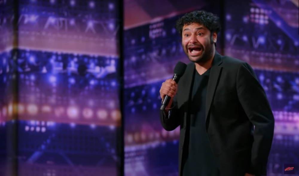 Kabir Singh Auditions For America's Got Talent 2021