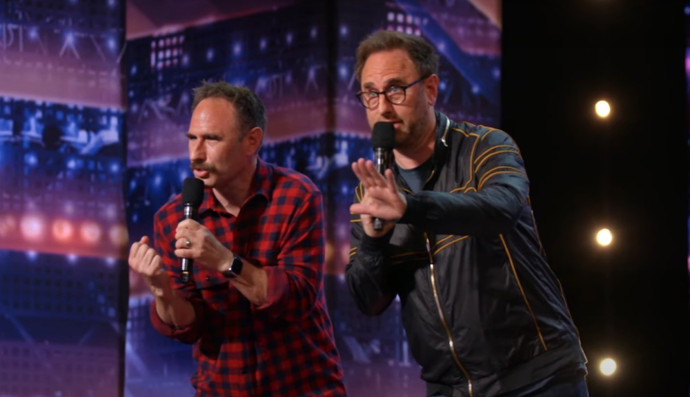 The Sklar Brothers Auditioned for America's Got Talent 2021