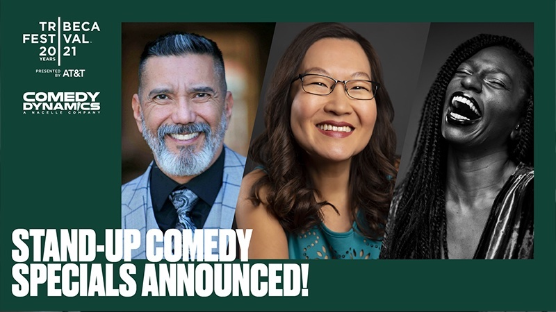Comedy Dynamics To Produce 10 Stand-Up Comedy Specials During 2021 Tribeca Film Festival