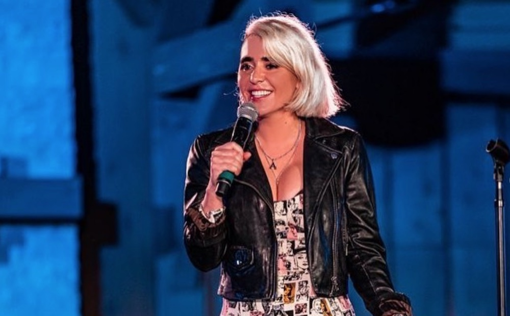 Ashley Barnhill Back Onstage, A Year After Getting Hit By A Car