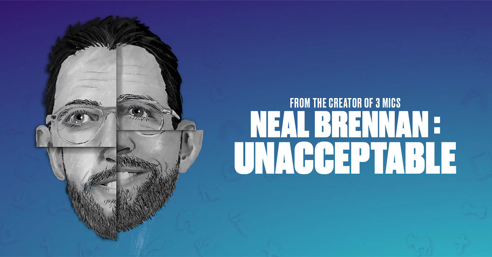 Neal Brennan Announces New Off-Broadway Show, 'Unacceptable'