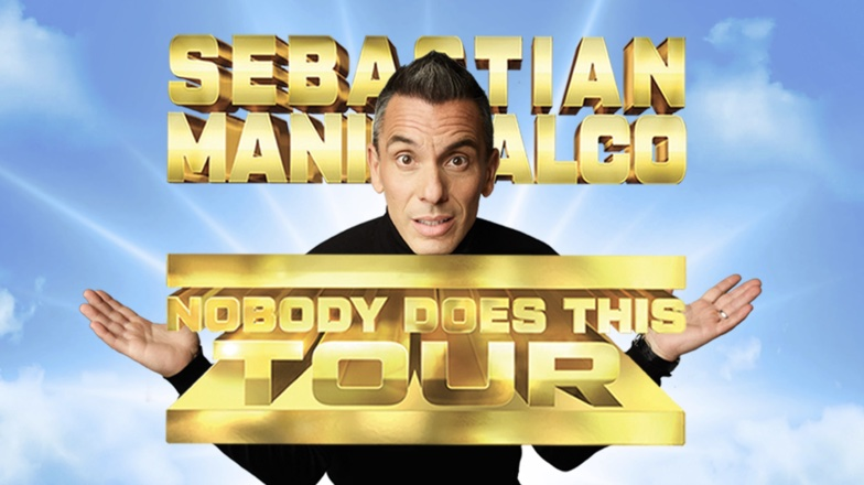 Sebastian Maniscalco Selling Out Arenas In 2021
